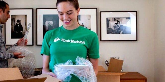 work for TaskRabbit